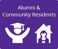 Link to Alumni and Community Members Career Services